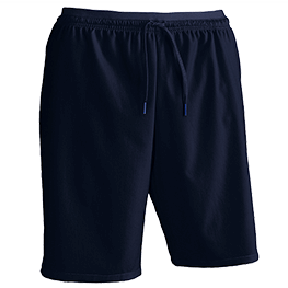dark-blue short